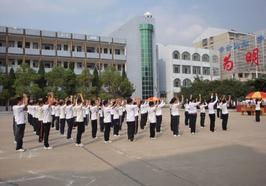 仙桃三中沔阳大道校区