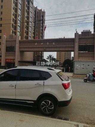 可租可售云夢左岸商業街商鋪盛世豪庭大門正對面