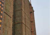 金科·集美府1月工程进度:1/2#主体已全部封顶