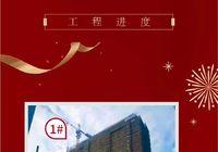 湖北交投•颐和华府1月工程进度:4#楼建至11层