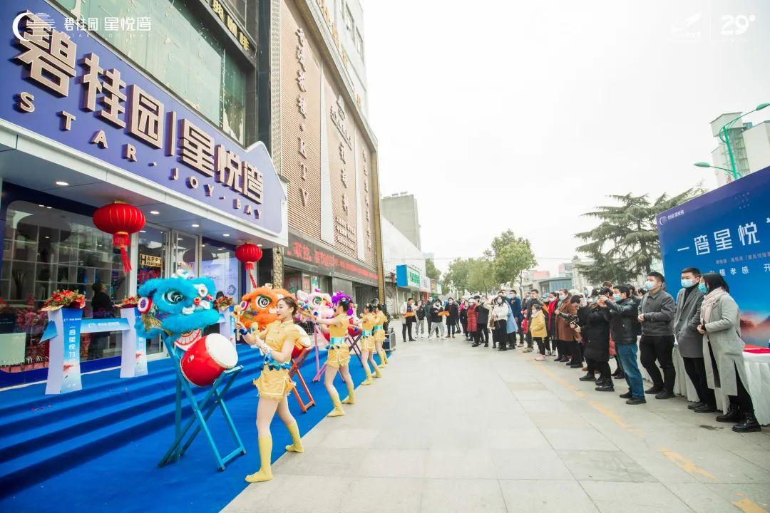 碧桂园 星悦湾 展厅开放