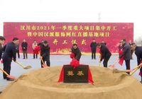 總投資132億元 漢川28個重大項目集中開工