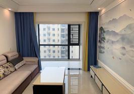 滿庭春精裝兩室,裝修 一天未住。裝修風格好,。樓層好