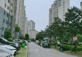 城北水云间超大双阳台电梯毛坯江景房