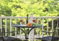 卓尔·潜江客厅 | 南北双景观阳台 诗意洒满生活