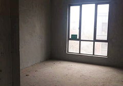 绿地 香格里拉 毛坯通透大三房 可按揭 随时看房