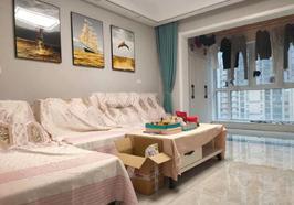 元泰未来城精装3房2厅2卫,新装修,拎包入住,证件齐全,满2年可按揭,好楼层