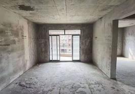 新城壹号五期  经典大三房+空中花园 133平  4室2厅2卫  80万