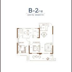 碧溪天地--3/5/7/8#B-2户型