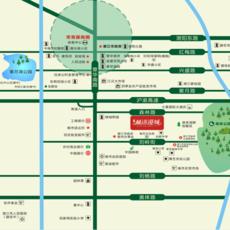 东升·林语漫城区位图