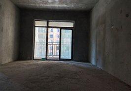 元泰未来城 毛坯大三房 中间好楼层 送超大入户花园 可以做4房