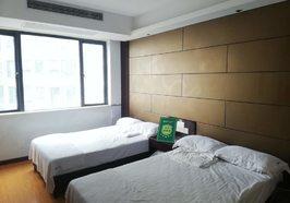 凯宾斯精装两房出售 拎包入住 户型朝南 有证欢迎看房