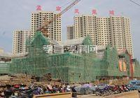 孟宗·凤凰城10月工程进度:绿化道路即将开始施工