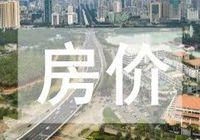 潛江熱門小區10月二手房價格及走勢