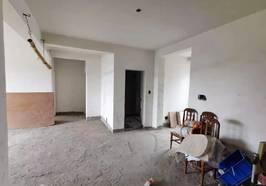 梅湖社区 毛坯房 3室2厅2卫   步梯好楼层  单价3字开头 双阳台   采光无遮挡