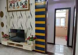 华泰中学,西湖附近 蓝宝大爱都 精装二 房半,中间楼层
