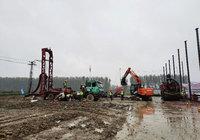 紫光大道北延跨高速桥梁工程正式开工,预计明年底交付使用