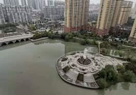 元泰未來城 大平層湖景房 戶型方正采光好 誠意出售!