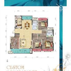 鑫园·未来城E-3户型户型图