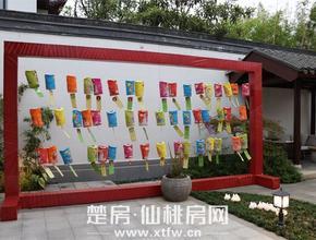 沔阳小镇·雲野梦田||花好月圆人团圆,水岸中式合院演绎着别样温馨时光