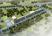天门市永丰社区服务、农贸市场健身中心规划方案批前公示