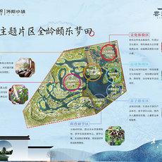 沔阳小镇▪云野梦田规划图
