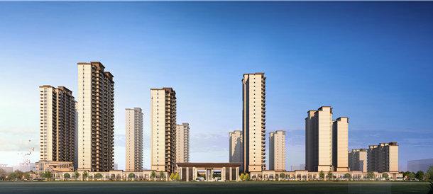 朝阳丽景2.4米阔景大阳台,给你美妙的洋房体验