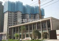 恒凯首府4月工程进度:1#6#9#号楼已建制20层左右