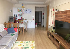 御台公馆 精装两房 全屋中央空调 房屋保养很好 证满二 看房方便