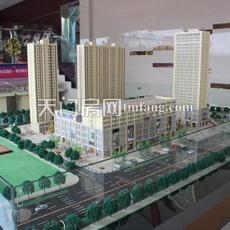 仁信·国际广场沙盘模型