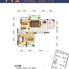 新汉都·悦动城--A1户型