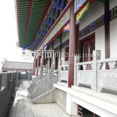 丹陽古鎮實景圖