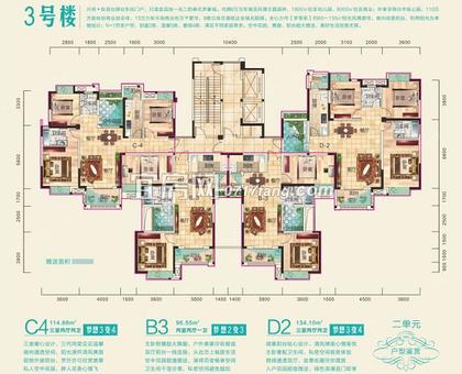 兴润秋语台3号楼二单元