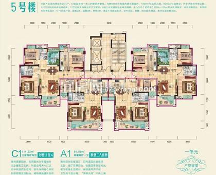兴润秋语台5号楼一单元