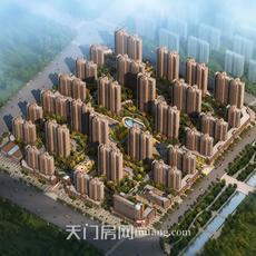 漢旺·世紀城B區效果圖
