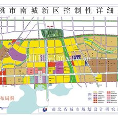 元泰未来城区位图