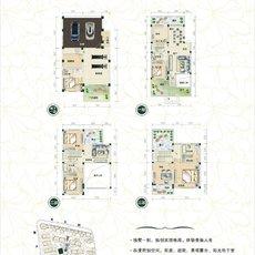 中建·国际花园二期(尚都)户型图