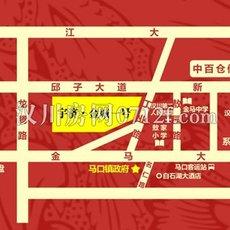 宇济金城一号区位图