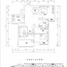 滨湖城市花园5号楼12 户型图