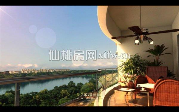 超大观景阳台