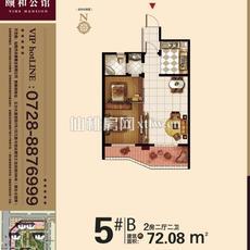 颐和公馆--5# B户型