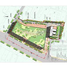 新兰集市规划图