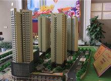 金港尚城6月工程进度:4#楼已建至17层