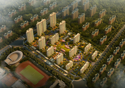 華鴻·公園天下