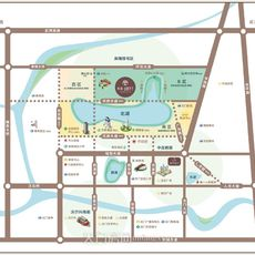 華鴻公園天下區位規劃圖
