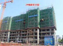 碧水园·长宿7月工程进度:实力兑现 品质筑家