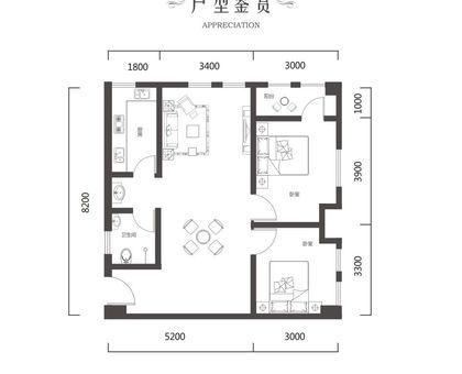 仁信·国际广场3号楼E