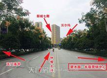 碧水园·长宿10月工程进度:1#楼在建第3层