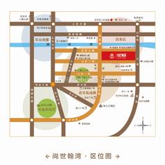 亚搏娱乐app御璟豪园·尚世翰湾二期区位图