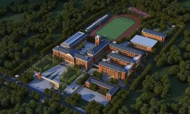 潜江新建这两所中学 预计今年9月投入使用